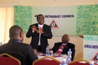 Africa Methodist Council Meets in Nairobi