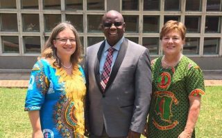 Wesley House Cambridge Partners with Africa University