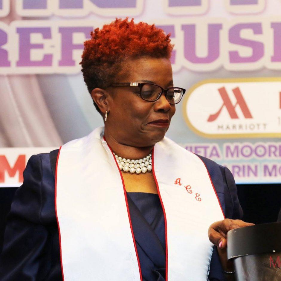 Rev. Dr. Kathryn G. Brown