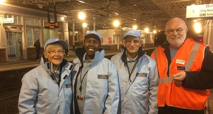Rail Pastors in Glasgow