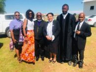 AME Churches Dedicated in Queenstown Annual Conference, 15th Episcopal District